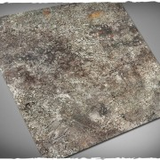 Terrain Mat Cloth - Urban Ruins - 90x90