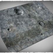 Terrain Mat Cloth - City Ruins - 120x120