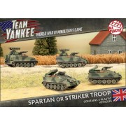 Team Yankee - Spartan or Striker Troop