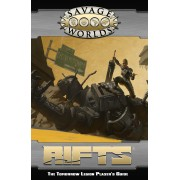 Savage Worlds - Rifts : The Tomorrow Legion Player's Guide Limited Edition