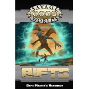 Savage Worlds - Rifts : Game Master's Handbook Limited Edition