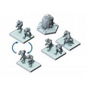 Halo : Ground Command - Covenant Elite Ultra Unit