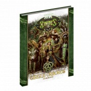 Circle Orboros Command Book (Anglais) : Hard Cover