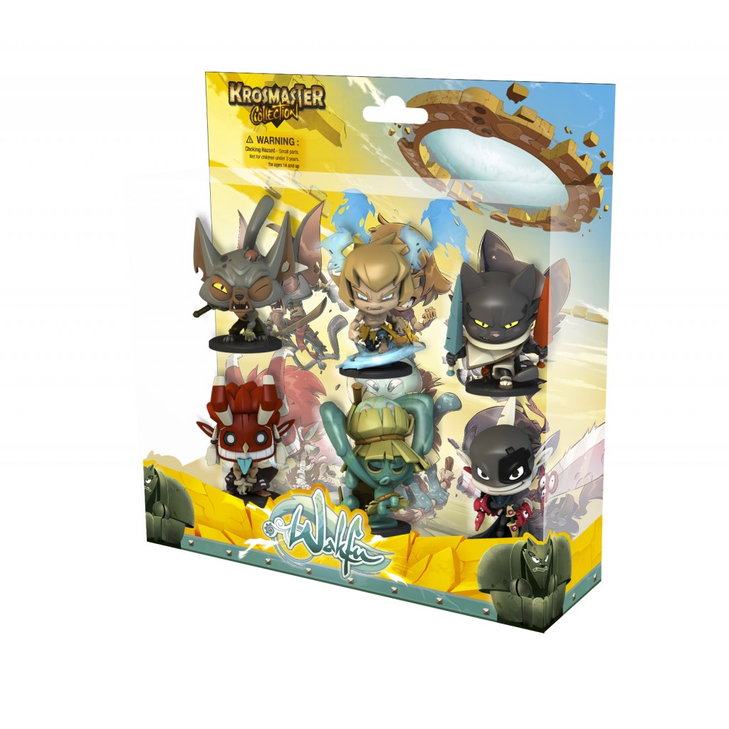 krosmaster arena pack oav wakfu boutique philibert en