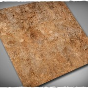 Terrain Mat Cloth - Badlands - 90x90
