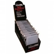 Display de 12 Deck Protector Standard (66x91mm) : Transparent