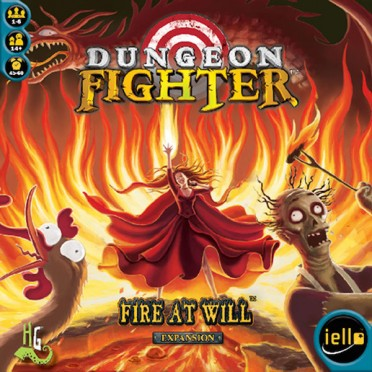 Dungeon Fighter (Anglais) - Fire at Will
