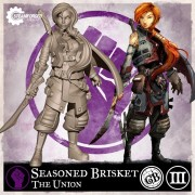 Guild Ball - The Union - Seasoned Brisket