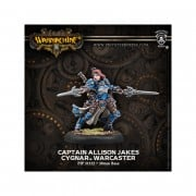 Warmachine - Captain Allison Jakes