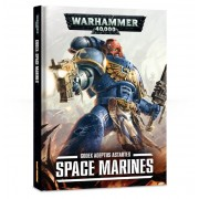 W40K : Codex - Adeptus Astartes Space Marines VF (Souple)