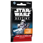 Star Wars Destiny VF - Boite de 36 Boosters L'Ame de la Rébellion