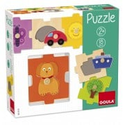 Puzzle Interchangeable