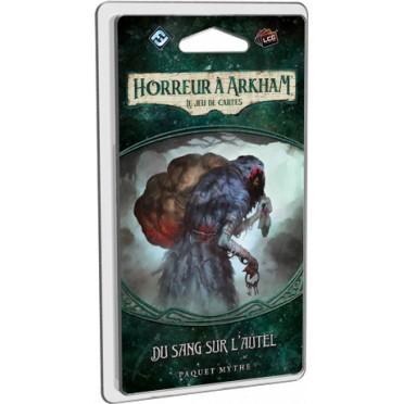 Horreur à Arkham : Le Jeu de Cartes - Du Sang sur l'Autel