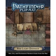 Pathfinder - Flip Mat : Red Light District