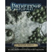 Pathfinder - Flip Mat : Winter Forest