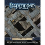Pathfinder - Flip Mat : Lost City