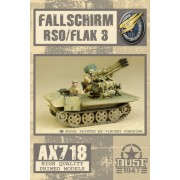 Dust - Fallschirm RSO/FlaK 3