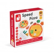 Jeu de Rapidité : Speed Pizza