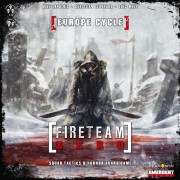 Fireteam Zero (Anglais) - The Europe Cycle