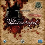 Letters from Whitechapel (Anglais) - Dear Boss Expansion