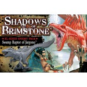 Shadows of Brimstone - Swamp Raptor of Jargono XL Enemy Pack Expansion