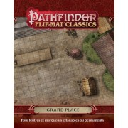 Pathfinder - Flip Mat : Classics Grand Place