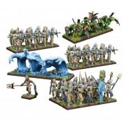 Kings of War - Armée Royaume du Trident