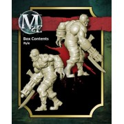 Malifaux 2nd Edition - Ryle