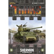TANKS : Sherman - Extension de jeu
