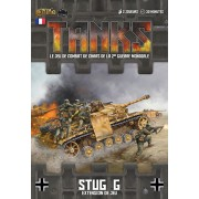 TANKS : Stug G - Extension de jeu