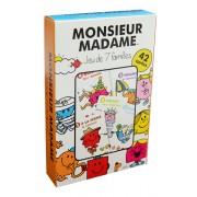 Jeu de 7 Familles - Monsieur Madame