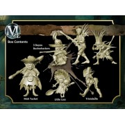 Malifaux 2nd Edition - The Bushwhackers - Mah Tucket Box Set