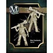 Malifaux 2nd Edition - Sparks