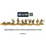 Bolt Action - Imperial Japanese Army Infantry Squad (Summer Dress)