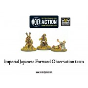 Bolt Action - Imperial Japanese FOO Team