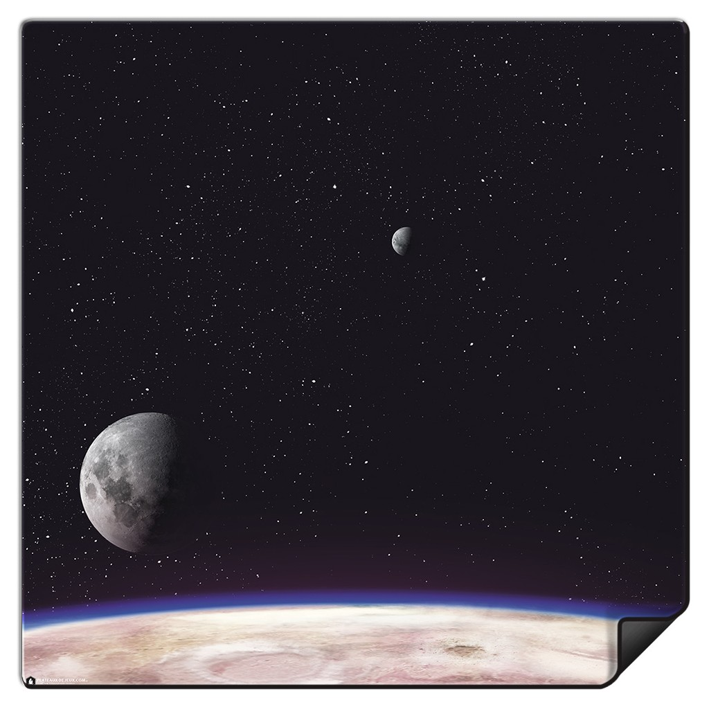 Tapis star wars space opera planet 90x90cm for Plante 90 cm