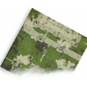 Playmat - Set D Jungle Shrine - 90 x 90