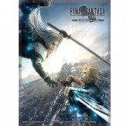 60 Deck Protector - Final Fantasy VII Sephiroth & Cloud