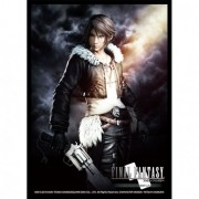 60 Deck Protector - Dissidia Final Fantasy AC Squall