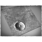 Terrain Mat Cloth - Asteroid - 90x90