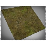 Terrain Mat Cloth - Muddy Field - 90x90