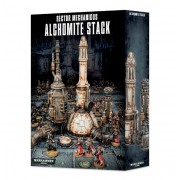 W40K : Décors - Sector Mechanicus Alchomite Stack