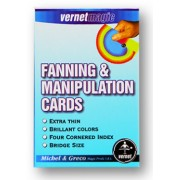 Fanning & Manipulation Cards
