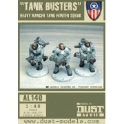 Dust - Tank Busters
