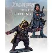 Frostgrave - Élémentaliste et Apprenti 2