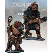 Frostgrave - Apothicaire et Tireur d'Elite Gnolls