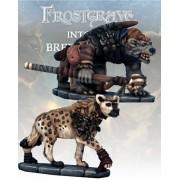 Frostgrave - Chasseur Gnoll et Hyène