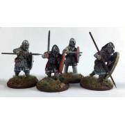 Saga - Gardes Britons à Pied