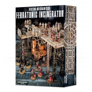 W40K : Décors - Sector Mechanicus Ferratonic Incinerator