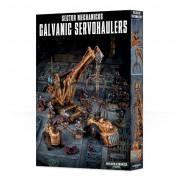 W40K : Décors - Sector Mechanicus Galvanic Servo-Haulers